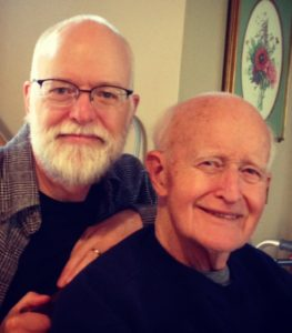 David and Jim Leigh