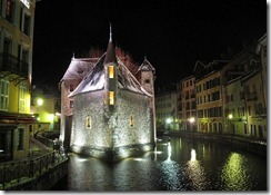 Annecy-France-Winter