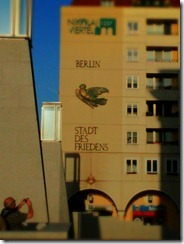 Berlin - a city of peace