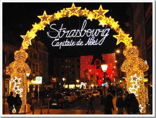Strasbourg - The Capital of Christmas